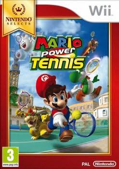 Mario Power Tennis (Nintendo Selects) (Nintendo Wii)
