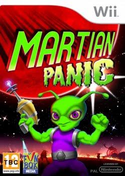 Martian Panic (Nintendo Wii)