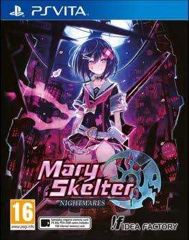 Mary Skelter: Nightmares (PS Vita)