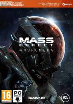 Mass Effect Andromeda (+ Pre-order Bonus) (PC)