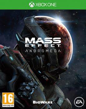 Mass Effect Andromeda (+ Pre-order Bonus) (Xbox One)