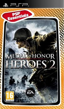Medal of Honor Heroes 2 (essentials) (Sony PSP)