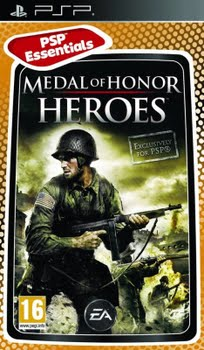 Medal of Honor Heroes (essentials) (Sony PSP)