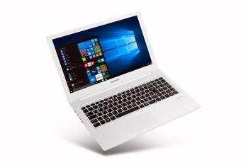 """MEDION AKOYA S6421W-i3-128 2.00GHz i3-6006U 15.6"""" 1920 x 1080Pixels Wit Notebook"""