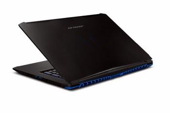 """MEDION ERAZER X7855 2.8GHz i7-7700HQ 17.3"""" 1920 x 1080Pixels Zwart Notebook"""