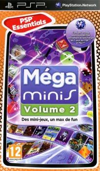 Mega Minis Volume 2 (essentials) (Sony PSP)