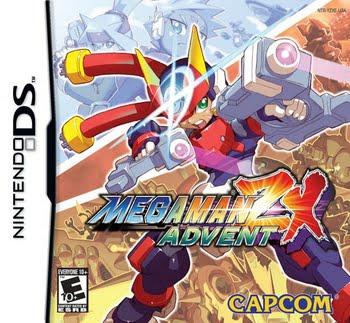 Megaman ZX Advent (Nintendo DS)