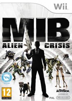 Men in Black Alien Crisis (Nintendo Wii)