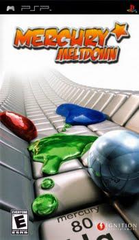 Mercury Meltdown (Sony PSP)