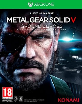 Metal Gear Solid 5 Ground Zeroes (Xbox One)