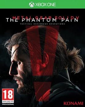 Metal Gear Solid 5 the Phantom Pain (Xbox One)