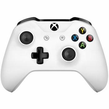Microsoft Xbox One S Draadloze Controller Wit