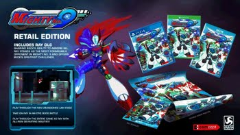 Mighty No. 9 (Retail Edition) (Xbox One)
