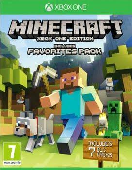 Minecraft + Favorites Pack (Xbox One)