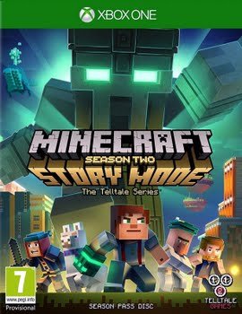 Minecraft Story Mode 2 (Xbox One)