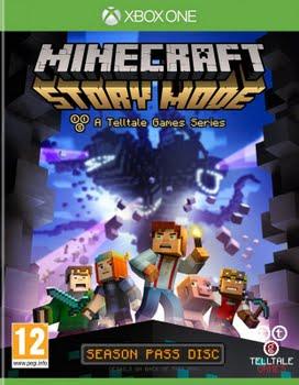 Minecraft Story Mode (Xbox One)