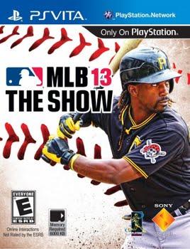 MLB 13 The Show (2013) (PS Vita)