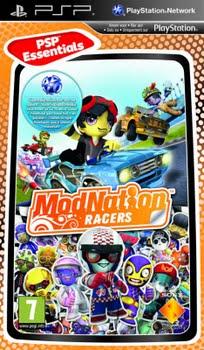 ModNation Racers (essentials) (Sony PSP)