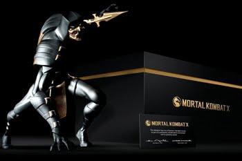 Mortal Kombat X Kollector's Edition by Coarse (Xbox One)