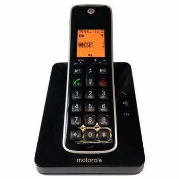 Motorola CD201 Single