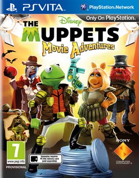 Muppets Movie Adventure (PS Vita)