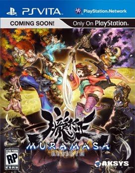 Muramasa Rebirth (PS Vita)