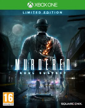 Murdered Soul Suspect Limited Edition (Xbox One)