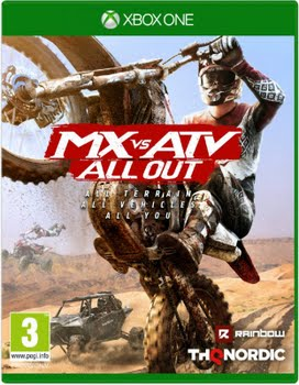 MX vs ATV All-Out (Xbox One)