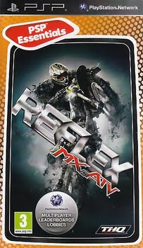 MX vs ATV Reflex (essentials) (Sony PSP)