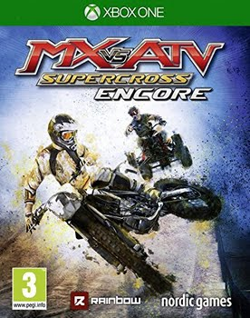 MX vs ATV Supercross Encore (Xbox One)