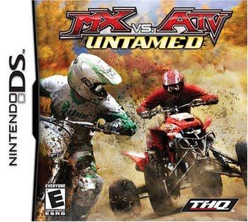 MX vs ATV Untamed (Nintendo DS)