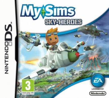 MySims SkyHeroes (Nintendo DS)