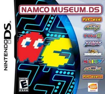 Namco Museum (Nintendo DS)