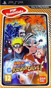 Naruto Shippuden Kizuna Drive (essentials) (Sony PSP)