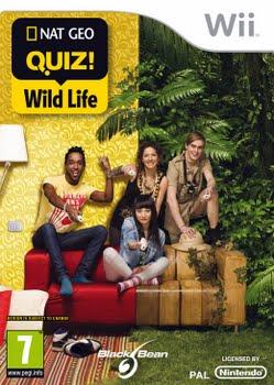 Nat Geo Quiz Wild Life (Nintendo Wii)