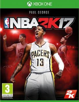 NBA 2k17 (+ Pre-order Bonus) (Xbox One)