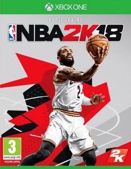 NBA 2K18 (+ Pre-Order Bonus) (Xbox One)