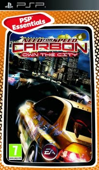 Need for Speed Carbon Own the City (essentials) (Sony PSP)