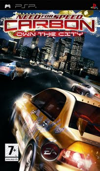 Need for Speed Carbon Own the City (Sony PSP)