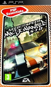 Need for Speed Most Wanted (essentials) (Sony PSP)