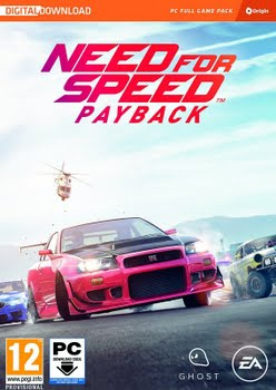 Need for Speed Payback (digital download) + Pre-Order DLC (PC)