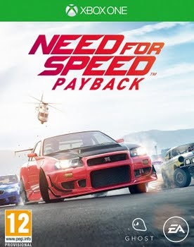 Need for Speed Payback + Pre-Order DLC (Xbox One)
