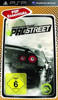 Need for Speed Pro Street (essentials) (Sony PSP)