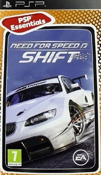 Need for Speed Shift (essentials) (Sony PSP)