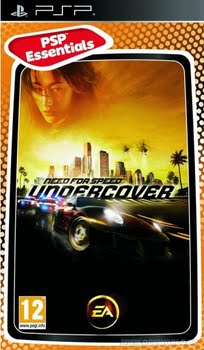 Need for Speed Undercover (essentials) (Sony PSP)