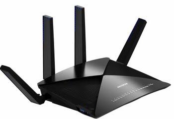 Netgear Nighthawk X10 Dual-band (2.4 GHz / 5 GHz) Gigabit Ethernet Zwart