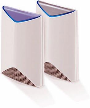 Netgear SRK60 Tri-band (2.4 GHz / 5 GHz / 5 GHz) Gigabit Ethernet Wit draadloze router