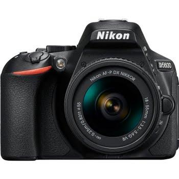 Nikon D5600 Kit + AF-P 18-55 VR