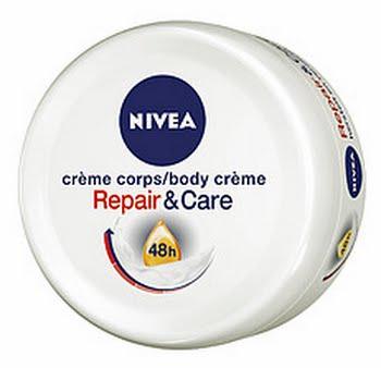 Nivea Creme Body Care and Repair - Sos Body Creme 300ml