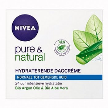 Nivea Visage Dagcreme Pure And Natural N/m 50ml